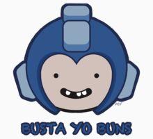 Busta' Yo Buns Kids Tee