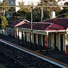 Williamstown Station by V1mage