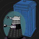 Daleks in Disguise - Ninth Doctor by murphypop