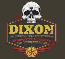 Walking Dead Inspired - Dixon Custom Prosthetics - Merle Dixon - Killing Zombies - Little Merle by traciv