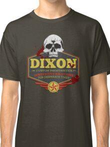 Walking Dead Inspired - Dixon Custom Prosthetics - Merle Dixon - Killing Zombies - Little Merle Classic T-Shirt