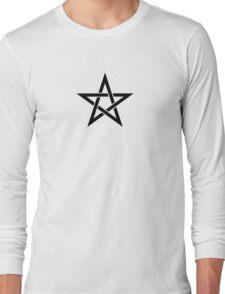 Pentagram Ideology Long Sleeve T-Shirt
