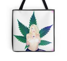 Diane Foster is Baby Sister Tote Bag