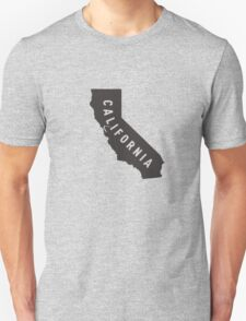 California - My home state T-Shirt