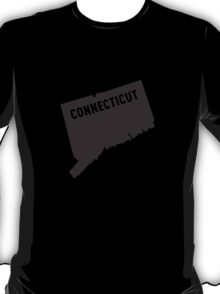 Connecticut - My home state T-Shirt