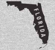 Florida - My home state Kids Clothes