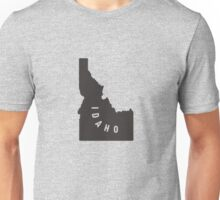 Idaho - My home state Unisex T-Shirt