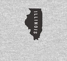Illinois - My home state Unisex T-Shirt