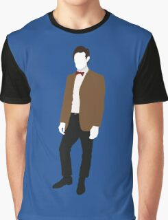 The Eleventh Doctor - Doctor Who - Matt Smith (Series 5) Graphic T-Shirt