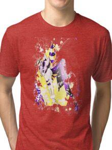 A Queen's Duty Tri-blend T-Shirt