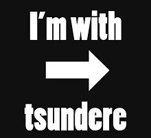 I'm with tsundere Hoodie