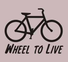 Wheel to Live (lite) by PaulHamon