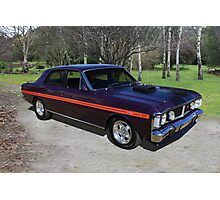 351 GT Falcon Photographic Print