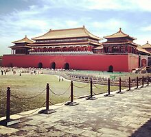 Forbidden city by miresk