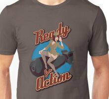 Ready for Action Unisex T-Shirt