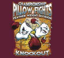 Pillow fight! by scott sirag