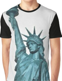 Liberty by Pierre Blanchard Graphic T-Shirt