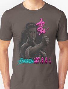 IP man Defends 127.0.01 T-Shirt