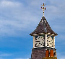 FINDHORN - CIMNEYS AND TIME 1746 by JASPERIMAGE