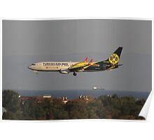 Logo Jet Poster