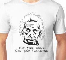 Einstein Zombie Unisex T-Shirt
