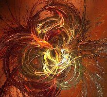 Feuertanz - Fire Dance by scatharis