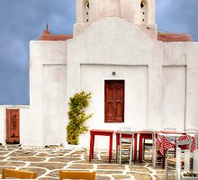 ..Church dinner @ Mykonos  [FEATURED] by John44
