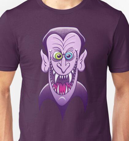 Evil Dracula Unisex T-Shirt
