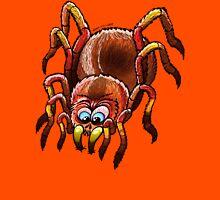 Tarantula Sinking its Fangs into Fresh Flesh Unisex T-Shirt