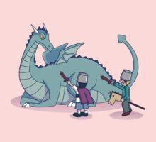 Dragon Slayers Kids Clothes