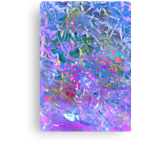 Crumple Canvas Print