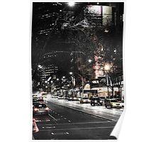 CBD @ Night IV Poster