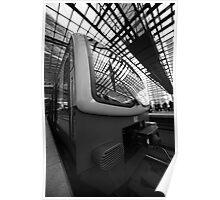 Berliner Train I Poster