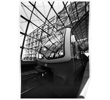 Berliner Train II Poster
