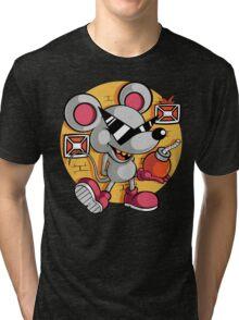 Vintage Mouser Tri-blend T-Shirt