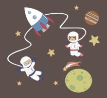 Space Explorers Kids Clothes