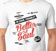 Better Call Saul - Breaking Bad Unisex T-Shirt