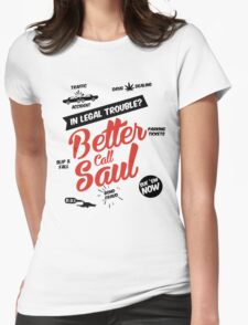 Better Call Saul - Breaking Bad Womens Fitted T-Shirt
