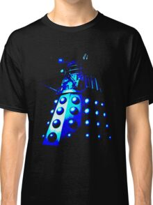 Dalek Gamma – Blue Classic T-Shirt