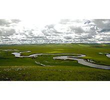 Morgele River Photographic Print