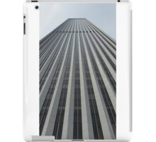 Aon Building iPad Case/Skin