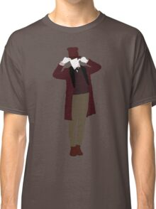 The Eleventh Doctor - Doctor Who - Matt Smith (Xmas) Classic T-Shirt