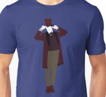 The Eleventh Doctor - Doctor Who - Matt Smith (Xmas) Unisex T-Shirt
