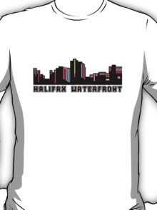 Halifax Waterfront T-shirt T-Shirt