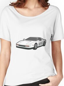 FERARRI FROM THE 90'S Women's Relaxed Fit T-Shirt