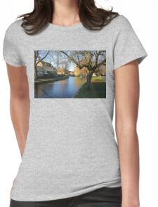 Bourton On The Water Womens Fitted T-Shirt