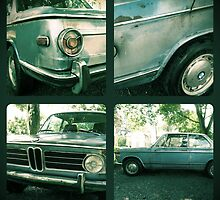 Vintage BMW Collage by jemvistaprint