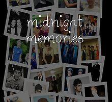 Midnight Memories - 1D by Julia Kolos