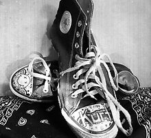 Converse Graffiti by SRowe Art