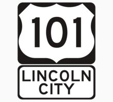 US 101 - Lincoln City by IntWanderer